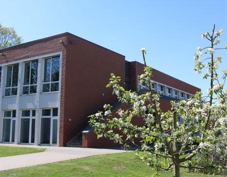 ISHR iWing Secondary School building