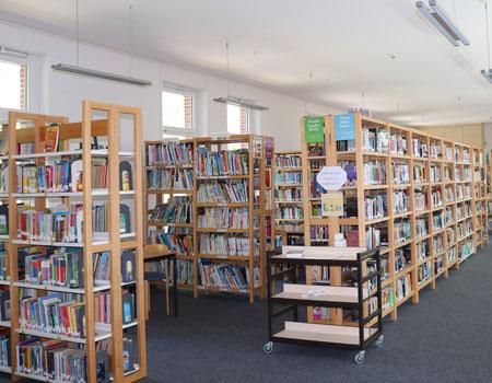 ISHR Library