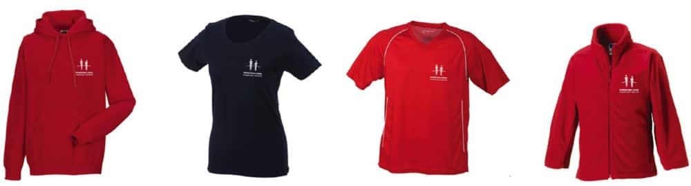 ISHR school clothes