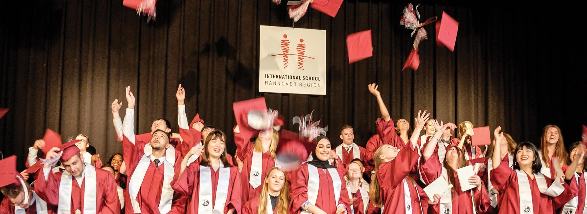 ISHR slider graduation