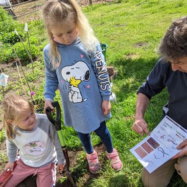 grade1 outdoor education