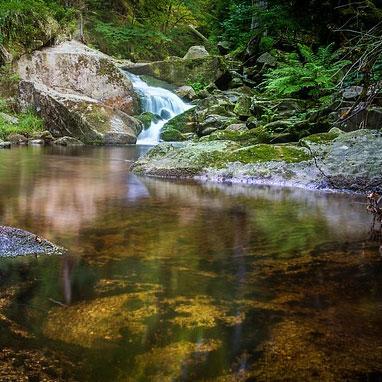 Harz Waterfall