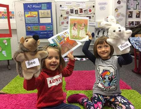 EAL in Kindergarten