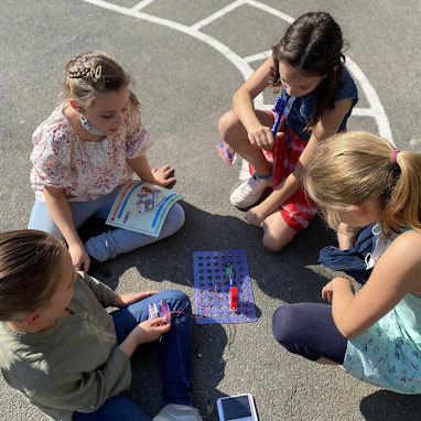 Upper Primary TIDE class